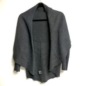 LINE The Label Line Knitwear Cocoon Cape Cardigan